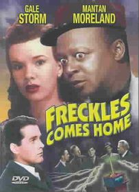 Freckles Comes Home - (Region 1 Import DVD)