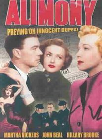 Alimony - (Region 1 Import DVD)
