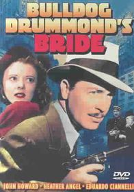 Bulldog Drummond's Bride - (Region 1 Import DVD)