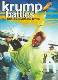 Krump Battles - (Region 1 Import DVD)