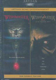Wishmaster/Wishmaster 2 - (Region 1 Import DVD)