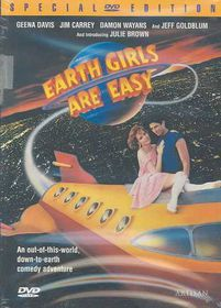 Earth Girls Are Easy - (Region 1 Import DVD)