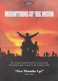 Mountains of the Moon - (Region 1 Import DVD)