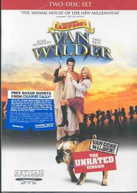 National Lampoon's Van Wilder - (Region 1 Import DVD)