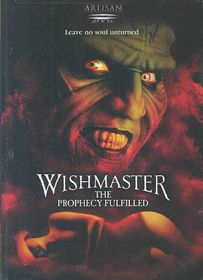 Wishmaster:Prophecy Fulfilled - (Region 1 Import DVD)