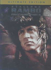 Rambo: First Blood Part II Ultimate Edition - (Region 1 Import DVD)