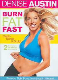 Burn Fat Fast - (Region 1 Import DVD)