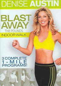 Blast Away the Pounds Indoor Walk - (Region 1 Import DVD)