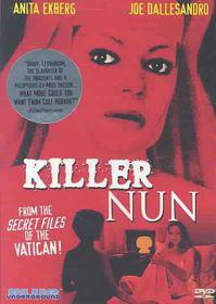 Killer Nun - (Region 1 Import DVD)