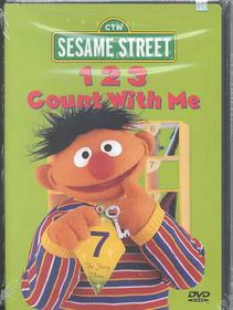 Sesame Street:1 2 3 Count with Me - (Region 1 Import DVD)