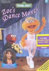 Zoe's Dance Moves - (Region 1 Import DVD)