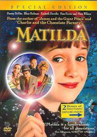 Matilda Special Edition - (Region 1 Import DVD)