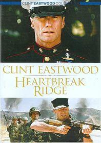 Heartbreak Ridge - (Region 1 Import DVD)