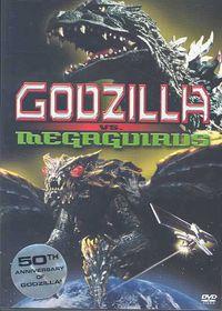 Godzilla Vs. Megaguirus - (Region 1 Import DVD)
