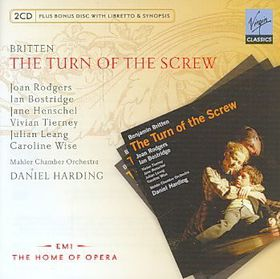 Turn Of The Screw - Various Artists (CD)