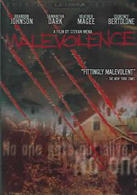 Malevolence - (Region 1 Import DVD)