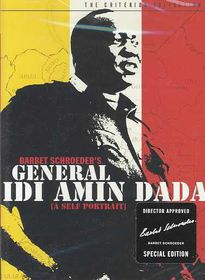General Idi Amin Dada (Self Portrait) - (Region 1 Import DVD)