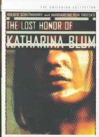Lost Honor of Katharina Blum - (Region 1 Import DVD)