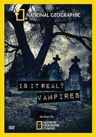 Vampire Forensics/is It Real:Vampires - (Region 1 Import DVD)