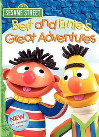 Sesame Street:Bert and Ernie?S Great - (Region 1 Import DVD)