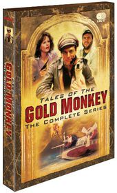 Tales of the Gold Monkey:Complete Series - (Region 1 Import DVD)