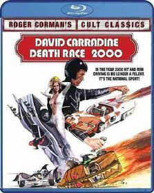 Death Race 2000 - (Region A Import Blu-ray Disc)