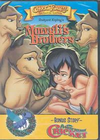 Mowgli's Brothers/Very Merry Cricket - (Region 1 Import DVD)
