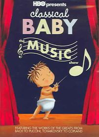 Classical Baby Music - (Region 1 Import DVD)