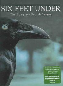 Six Feet Under:Fourth Season - (Region 1 Import DVD)