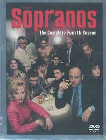 Sopranos:Complete Fourth Season - (Region 1 Import DVD)
