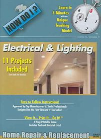 How Do I/Electrical & Lighting - (Region 1 Import DVD)
