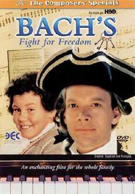 Bach's Fight for Freedom - (Region 1 Import DVD)