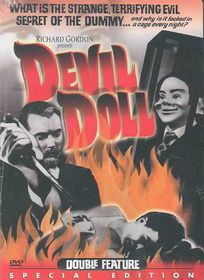 Devil Doll - (Region 1 Import DVD)