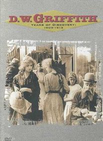 D.W. Griffith: Years of Discovery: 1909-1913 - (Region 1 Import DVD)