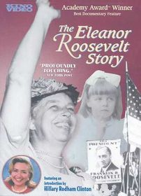 Eleanor Roosevelt Story - (Region 1 Import DVD)