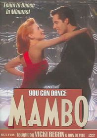 You Can Dance:Mambo - (Region 1 Import DVD)