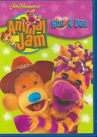 Animal Jam:Hug a Day - (Region 1 Import DVD)