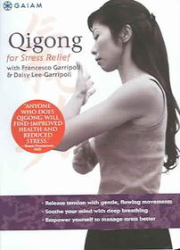 Qi Gong for Stress Relief - (Region 1 Import DVD)