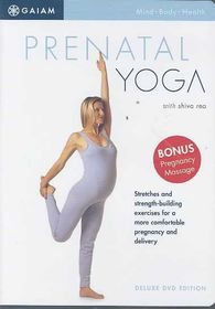 Prenatal Yoga - (Region 1 Import DVD)