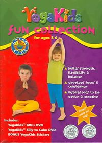 Yoga Kids Fun Collection - (Region 1 Import DVD)