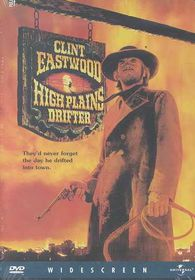 High Plains Drifter - (Region 1 Import DVD)