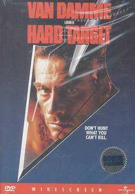 Hard Target (Region 1 Import DVD)