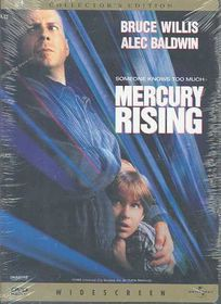 Mercury Rising:Collector's Edition - (Region 1 Import DVD)