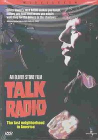 Talk Radio - (Region 1 Import DVD)