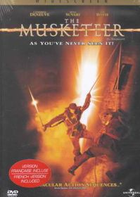 Musketeer - (Region 1 Import DVD)