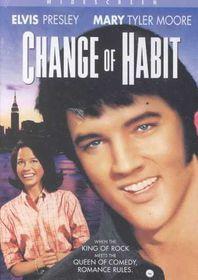 Change of Habit - (Region 1 Import DVD)