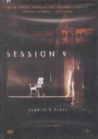 Session 9 - (Region 1 Import DVD)