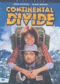 Continental Divide - (Region 1 Import DVD)