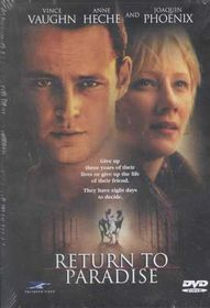 Return to Paradise (1998) (Region 1 Import DVD)