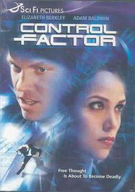 Control Factor - (Region 1 Import DVD)
